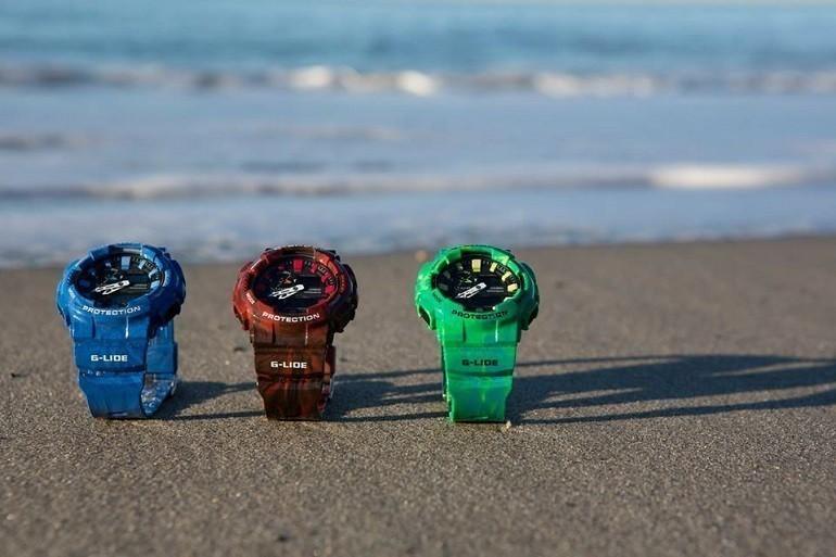 Đồng hồ điện tử casio chống nước rất được ưa chuộng - Ảnh: 9