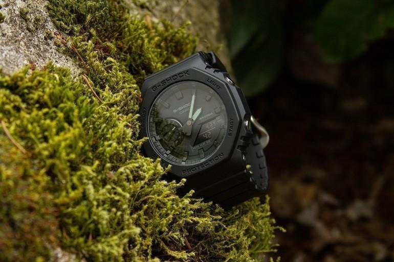 G-Shock là đồng hồ điện tử dành cho  nam chống nước - Ảnh: 10