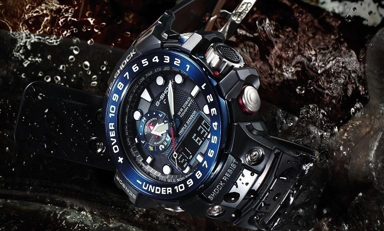 Diver watch chính là chiếc đồng hồ có khả năng chống nước cao nhất hiện nay - Ảnh: 13