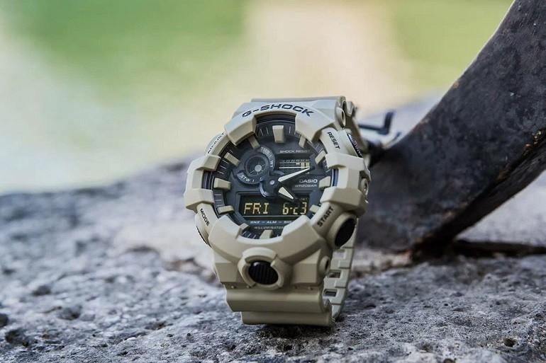 Đồng hồ nam chống nước có giá bán không quá cao - Ảnh: 12