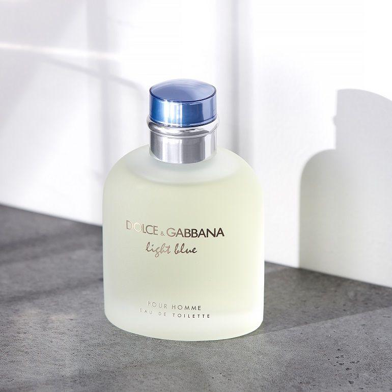 Top thương hiệu nước hoa d&g light blue nam - Ảnh: 111