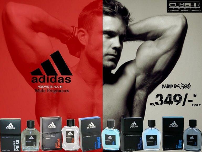 Các loại nước hoa adidas nam - Ảnh: 157