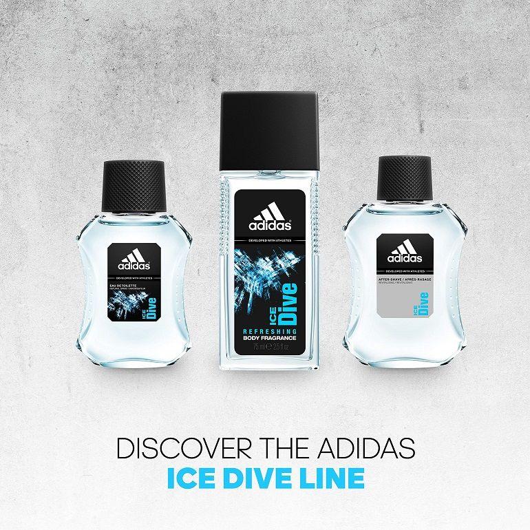Các loại nước hoa nam adidas được ưa chuộng nhất - Ảnh: 166
