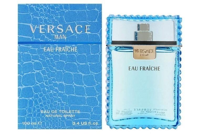 Nước hoa nam Versace Man Eau Fraiche  - Ảnh: 42