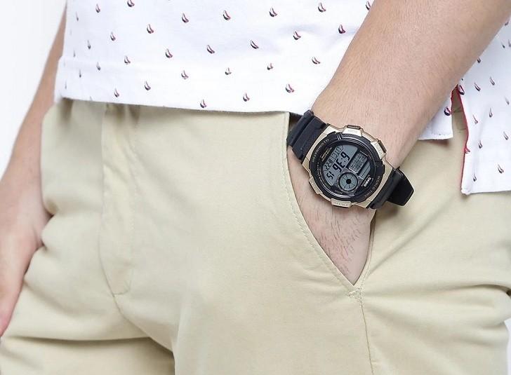 Đồng hồ Casio AE-1000W-1A3VDF giá rẻ, thay pin miễn phí - Ảnh 7