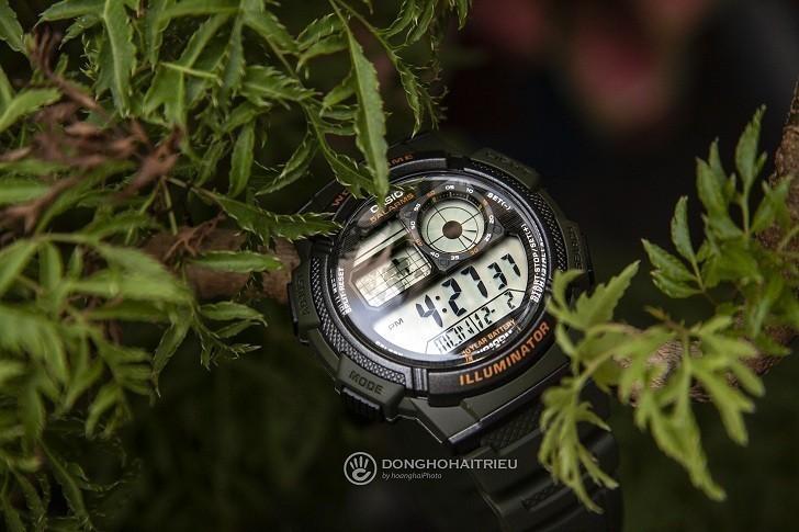 Đồng hồ nam Casio AE-1000W-3AVDF giá rẻ, thay pin miễn phí - Ảnh 2