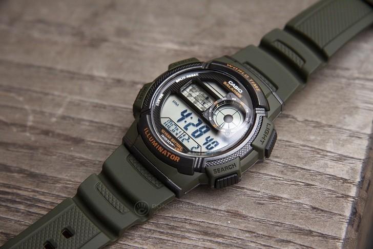 Đồng hồ nam Casio AE-1000W-3AVDF giá rẻ, thay pin miễn phí - Ảnh 3