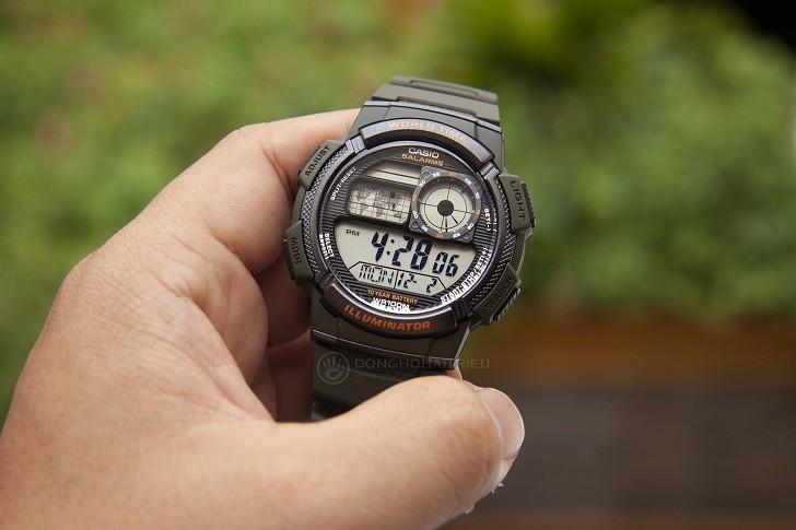Đồng hồ nam Casio AE-1000W-3AVDF giá rẻ, thay pin miễn phí - Ảnh 7