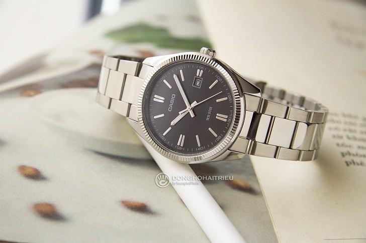 Đồng hồ Casio MTP-1302D-1A1VDF giá rẻ, thay pin miễn phí - Ảnh 1