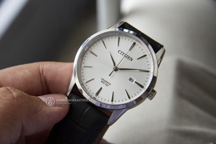 Đồng hồ nam Citizen BI5000-10A giá rẻ, thay pin miễn phí - Ảnh 3