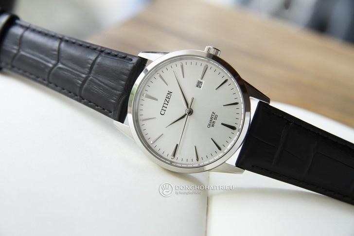 Đồng hồ nam Citizen BI5000-10A giá rẻ, thay pin miễn phí - Ảnh 8
