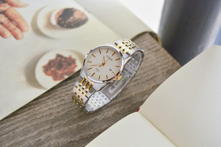 Đồng hồ nam Citizen BI5006-81P giá rẻ, thay pin miễn phí - Ảnh 1
