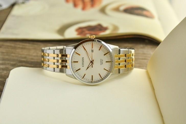 Đồng hồ nam Citizen BI5006-81P giá rẻ, thay pin miễn phí - Ảnh 2