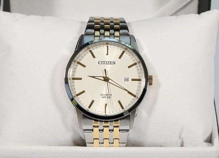 Đồng hồ nam Citizen BI5006-81P giá rẻ, thay pin miễn phí - Ảnh 3