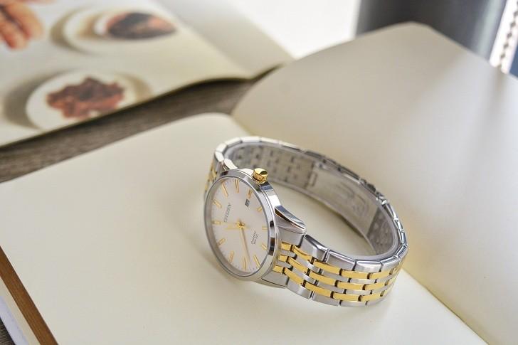 Đồng hồ nam Citizen BI5006-81P giá rẻ, thay pin miễn phí - Ảnh 6