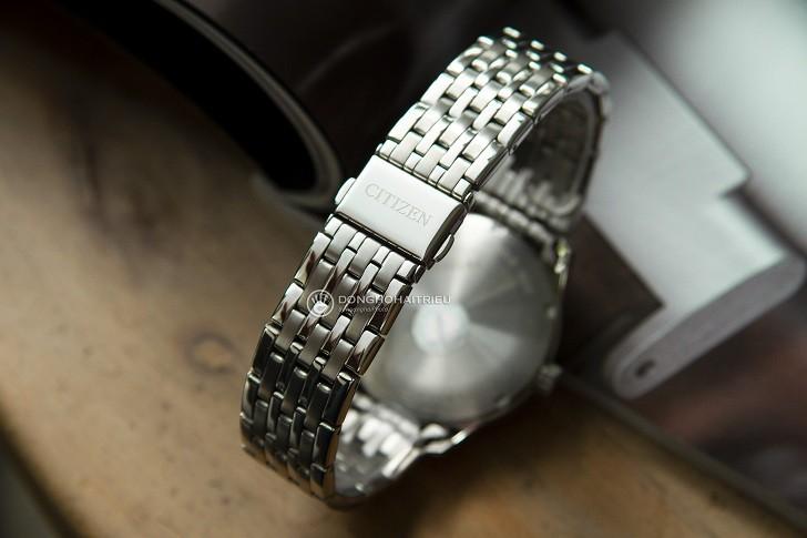 Đồng hồ Citizen NH8350-59A automatic, trữ cót đến 40 giờ - Ảnh 5