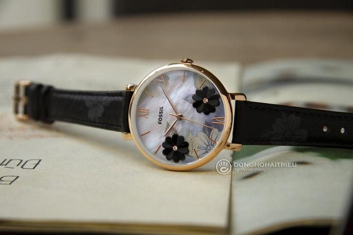 Đồng hồ Fossil ES4535 giá rẻ, thay pin miễn phí trọn đời - Ảnh 1