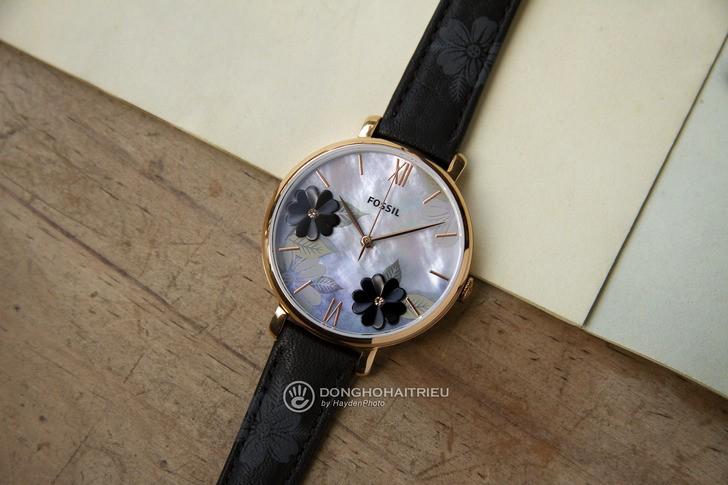 Đồng hồ Fossil ES4535 giá rẻ, thay pin miễn phí trọn đời - Ảnh 2