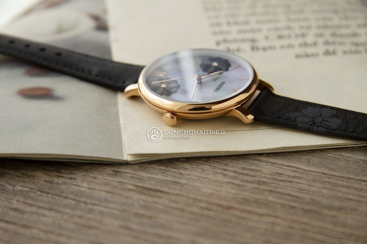 Đồng hồ Fossil ES4535 giá rẻ, thay pin miễn phí trọn đời - Ảnh 6