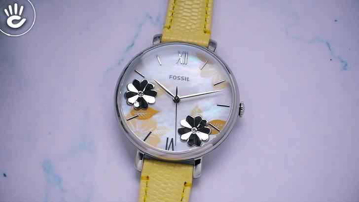 Đồng hồ Fossil ES4812 thời trang Mỹ, mẫu mới 100% - Ảnh 3