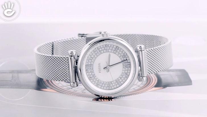 Đồng hồ Fossil ES4837 giá rẻ, thay pin miễn phí trọn đời - Ảnh 7
