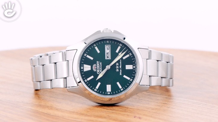 Đồng hồ Orient RA-AB0F08E19B máy cơ Nhật, trữ cót 40 giờ - Ảnh 1
