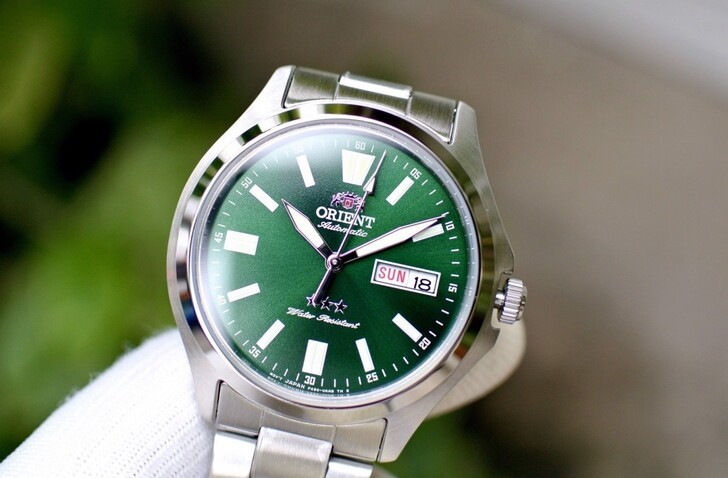 Đồng hồ Orient RA-AB0F08E19B máy cơ Nhật, trữ cót 40 giờ - Ảnh 3
