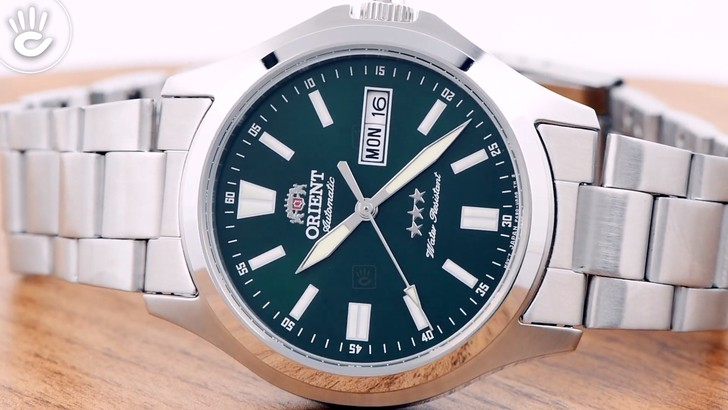 Đồng hồ Orient RA-AB0F08E19B máy cơ Nhật, trữ cót 40 giờ - Ảnh 7