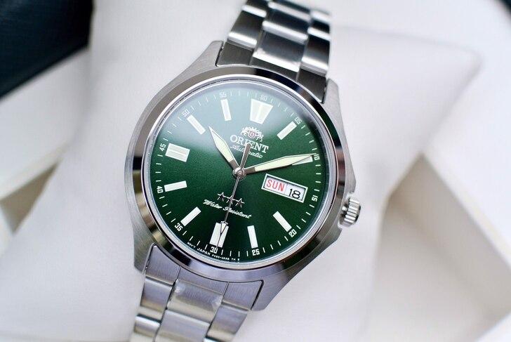 Đồng hồ Orient RA-AB0F08E19B máy cơ Nhật, trữ cót 40 giờ - Ảnh 8