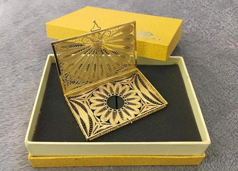 10 món quà tặng tết Cao Cấp thể hiện sang trọng và đẳng cấp - Ảnh: 12