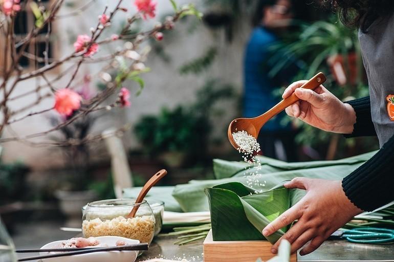 10 nơi bán Bánh Chưng và Bánh Tét ngày Tết ngon, chuẩn vị gốc - Ảnh: 14
