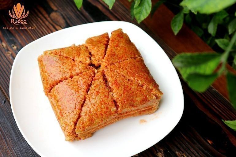10 nơi bán Bánh Chưng gấc ngày Tết ngon, chuẩn vị gốc - Ảnh: 18