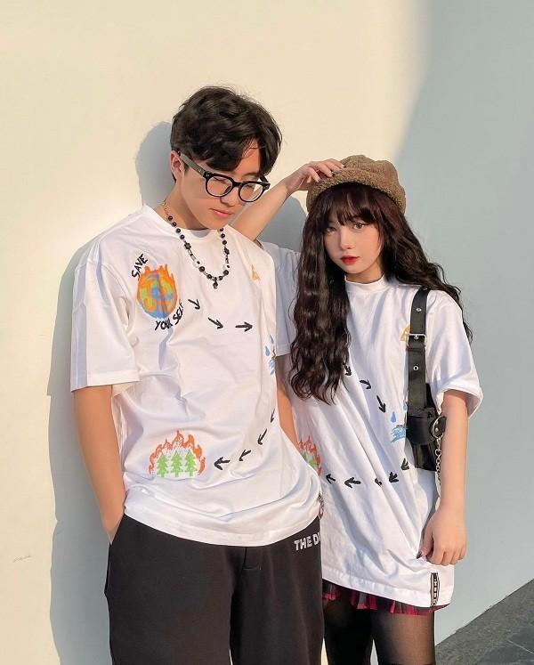 10 thương hiệu Local Brand The Shirt You Need (TSYN) Việt Nam được sử dụng nhiều nhất - Ảnh: 20