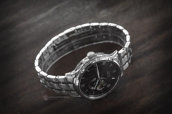 Seiko SSA377J1 là tập hợp của nhiều chất liệu thượng hạng trong chế tác đồng hồ - Ảnh: 3