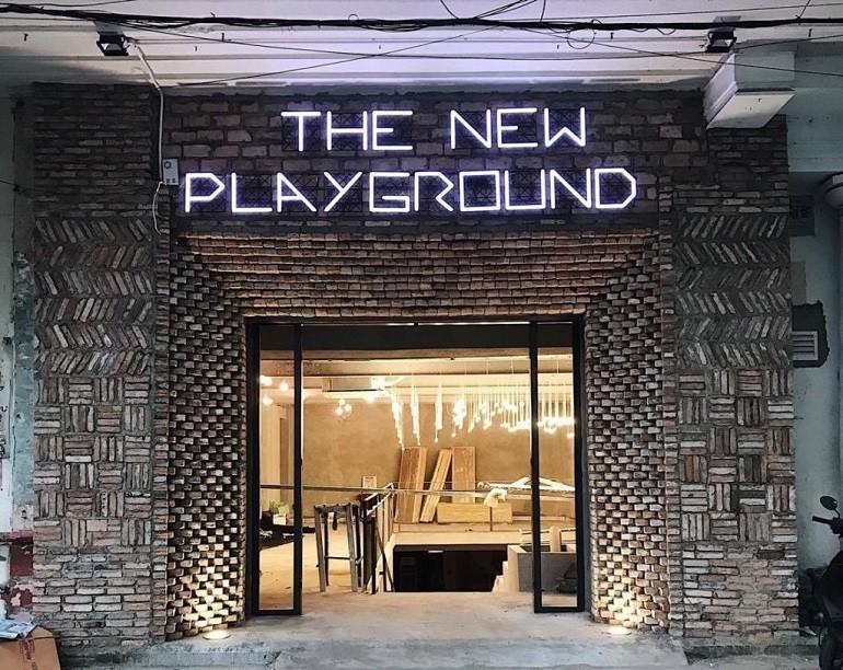 The New Playground là nơi bán Local Brand nổi tiếng - Ảnh: 6