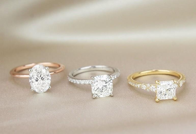 Nhẫn mạ vàng giá rẻ - Ảnh 2