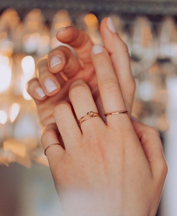 Nhẫn mạ vàng có bền không - Ảnh 3