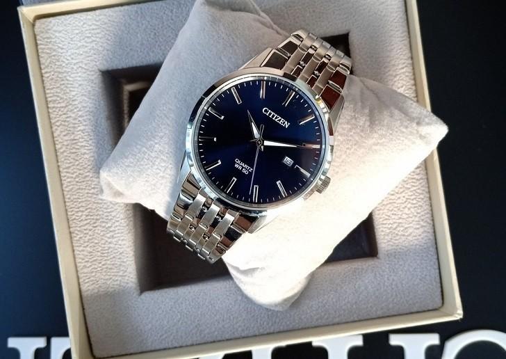 Mặt số đồng hồ Citizen BI5000 87L - Ảnh