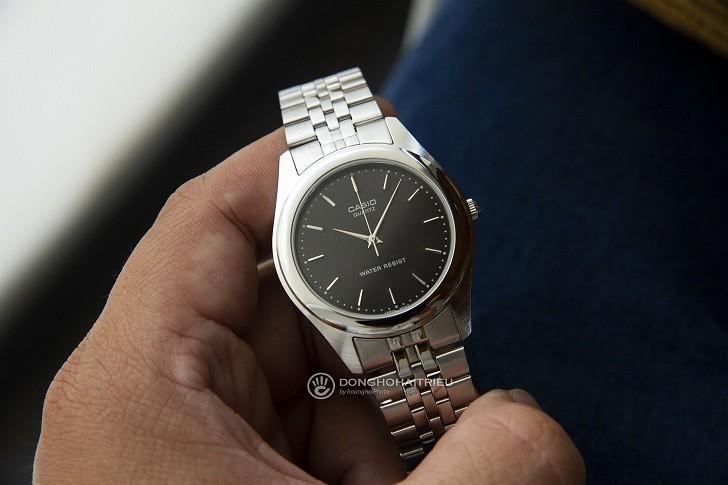 Đồng hồ Casio MTP-1129A-1ARDF giá rẻ, thay pin miễn phí - Ảnh 2