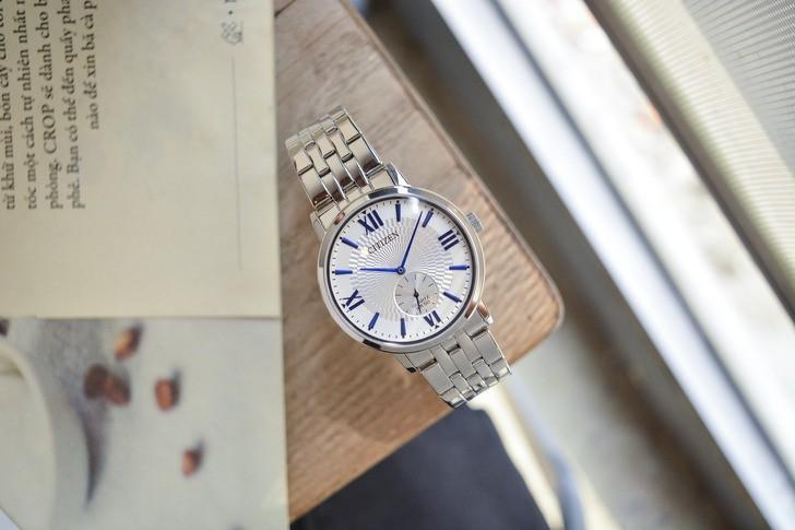 Đồng hồ Citizen BE9170-72A: Ấn tượng với thiết kế kim xanh - Ảnh 2