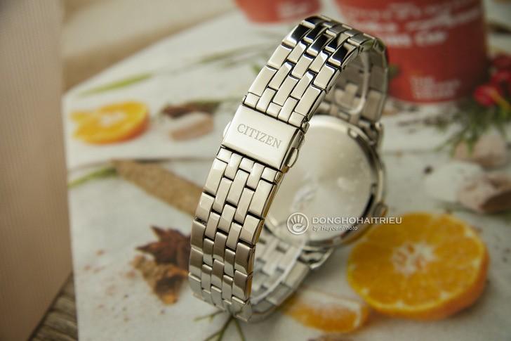 Đồng hồ Citizen BE9170-72A: Ấn tượng với thiết kế kim xanh - Ảnh 4