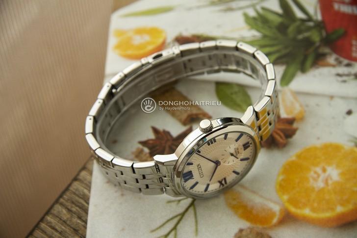 Đồng hồ Citizen BE9170-72A: Ấn tượng với thiết kế kim xanh - Ảnh 5