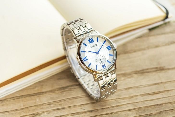 Đồng hồ Citizen BE9170-72A: Ấn tượng với thiết kế kim xanh - Ảnh 6