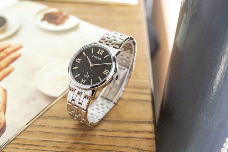 Đồng hồ Citizen BE9170-72E: Mê hoặc với nền mặt số độc đáo - Ảnh 3
