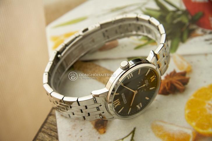 Đồng hồ Citizen BE9170-72E: Mê hoặc với nền mặt số độc đáo - Ảnh 5