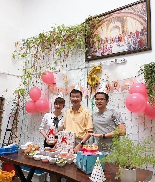 Đồng Hồ Hải Triều tổ chức sinh nhật - Ảnh