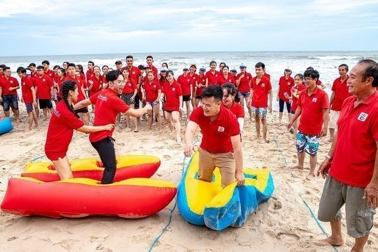 Môi trường làm việc năng động tại Đồng Hồ Hải Triều - Ảnh