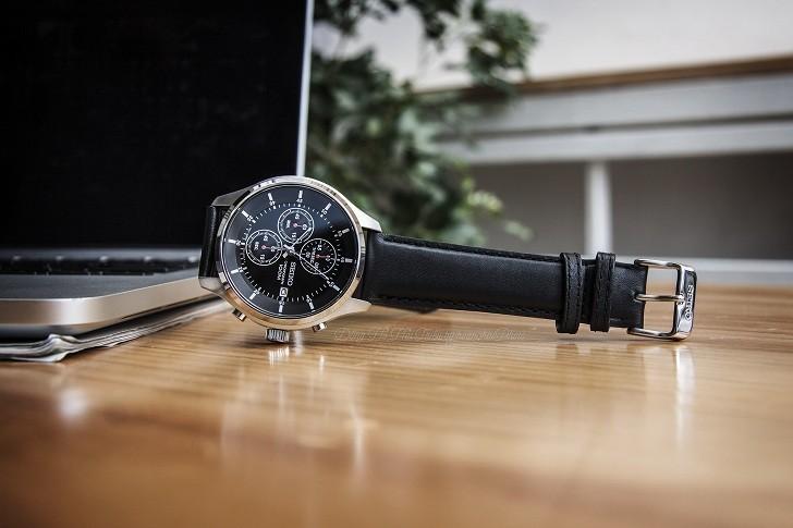 Đồng hồ Seiko SKS539P2 giá rẻ, thay pin miễn phí trọn đời - Ảnh 1