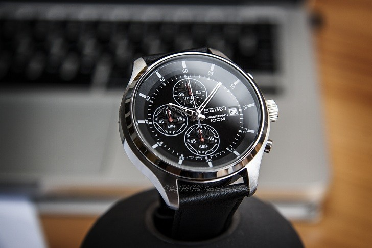 Đồng hồ Seiko SKS539P2 giá rẻ, thay pin miễn phí trọn đời - Ảnh 2