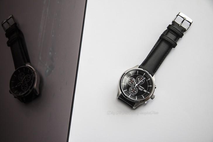 Đồng hồ Seiko SKS539P2 giá rẻ, thay pin miễn phí trọn đời - Ảnh 4